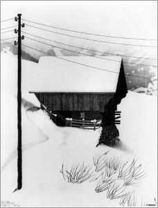 snow-mc-escher