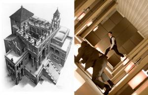Escher-Inception