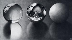 Escher-Three-Spheres-II