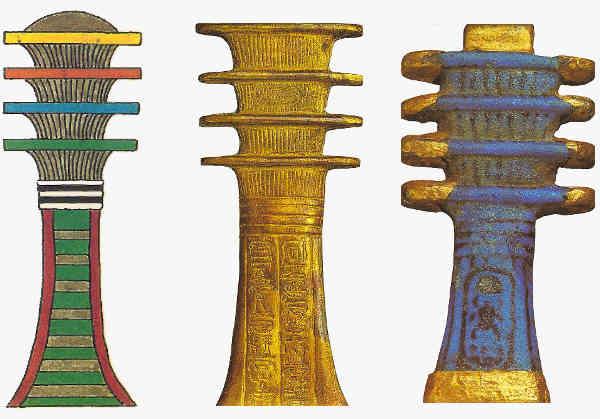 Djed-Columns