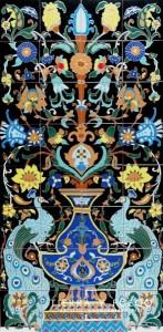 iranian peacocks