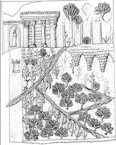 Mesopotamian gardens