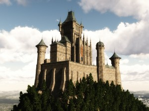 The_Gothic_Castle
