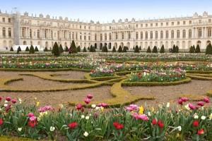 Versailles, Palace of gardens1